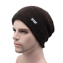 Load image into Gallery viewer, Winter Skullies Beanies Knit Hat Winter Hats For Men Women Brand Beanie Men Warm Baggy Caps Cheap Gorras Bonnet Fashion Cap Hat