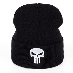 a95db68d7edc3 Winter Tactical Knit Hat Nrand New Cotton SEALs Punisher American Sniper  Army Outdoor Sport Beanies Knitted Hat For Men Women