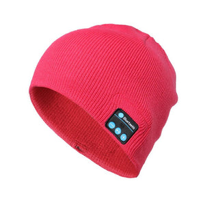Wireless Bluetooth Music Hat Universal Smart Caps Winter Warm Beanies Knitted Hats With Speaker Mic blue tooth caps Cheap Price