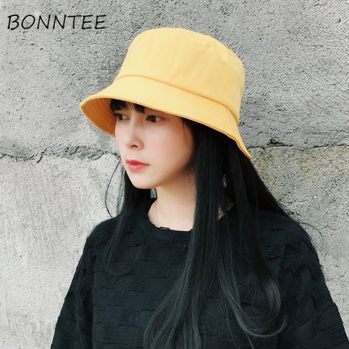 Women Hats Casual All Match Sun Shading Outdoor Sun Hats Womens Japanese Style Daily Trendy Chic Students Colorful Fashion Cute