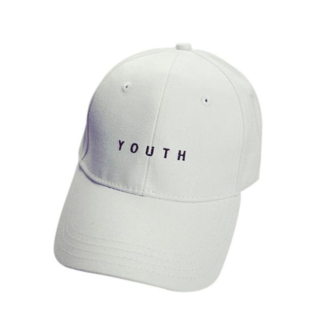Women's Baseball Cap New Fashion 2020 Panama Embroidery Cotton Baseball Cap youth Boys Girls Snapback Hip Hop Flat Hat Men