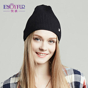 Women s beanies hats for Spring and Autumn fashion casual caps 2018 brand  new female spring hat a739335bf
