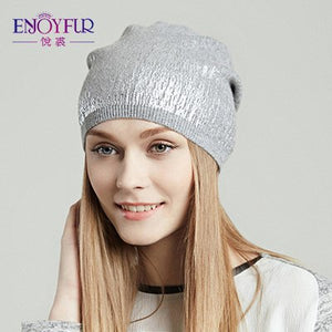 Women's  beanies hats for Spring and Autumn knitted with wo Europe and America fashional caps 2018 new arrival popular hats