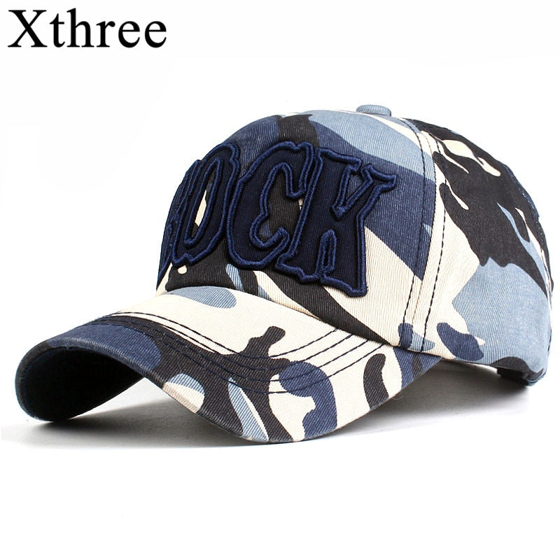 2ce8245b782 Fashion Men s camouflage Baseball Cap with Pattern Cap Snapback Hat for men  Gorras Casual Casquette Embroidery Letter Cap