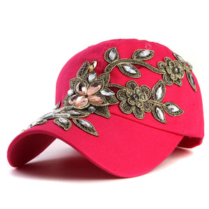 wholesale fall fashion Denim Baseball  cap  Sports Hat cap canvas Snapback caps hat for women good quality