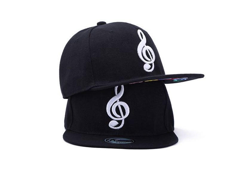 Mens Bone Gorras Planas Snapback Music Hip Hop Baseball Caps Womens Men Flat Hats Black Straig Brim Full Cap YIC517