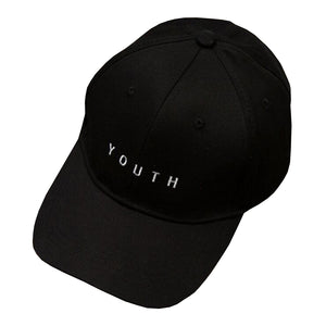Youth Letters Embroidery Baseball Cap Men Women Baseball Hats Events T Hat Girls Sun Truck Hat Breathable