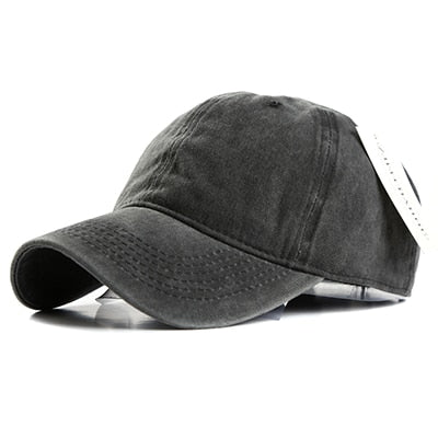 Hats Spring Cotton Solid Adjustable Baseball Caps Snapback Hat For Men Women Hip Hop Caps For Apparel Accessories