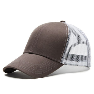 baseball cap men hat Summer Mesh Cap Trucker Cap High Quality Snapback hat Baseball Cap Visor Casquette homme Bone Casual Gorras