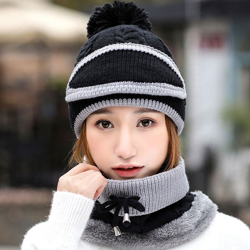 2f026e8038c221 Load image into Gallery viewer, beanie women winter hats for women skullies  beanies for ladies ...