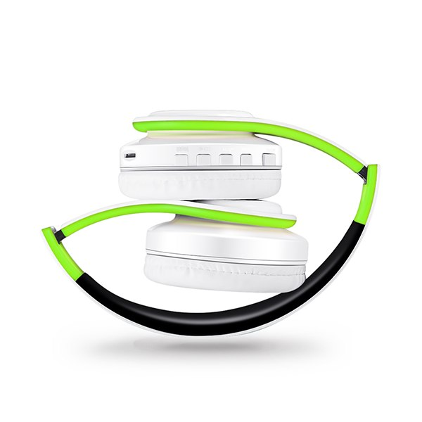 free shipping wireless Bluetooth headphone stereo headset music headset support  card with mic for mobile ipad