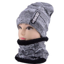 Load image into Gallery viewer, mens beanie winter hats for women beanies neck warmers black knit winter hats for men winter hat black winter beanies for men la