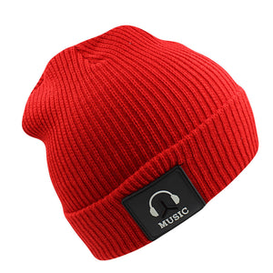 Women Winter Hat Casual Knit Warm Hats Red Girl Beauty Favourite Beanies Bonnet New Hip Hop Gorro Cap For Woman