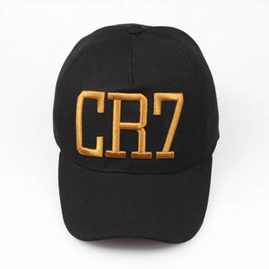 new arrival Cristiano Ronaldo CR7 Hats Baseball Caps Hip Hop Cap Snapback Hat for Men Women sun hats High Quality