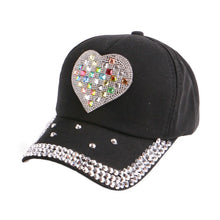 Load image into Gallery viewer, promotion wholesale children boy girl fashion brand baseball cap solid colorful simple hip hop child kids summer snapback hat