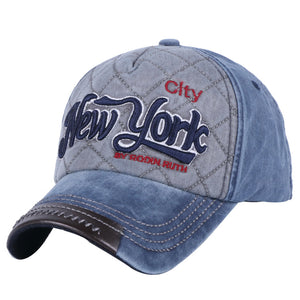 a7a2032aa69 new vintage style hats for men women s casual baseball cap GOOD QUALITY embroidery  letter with plaids