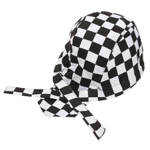 Load image into Gallery viewer, 1 PCS Pirate Unisex Colorful Chef Hat Cap Cooking Cap Cloth Plaid Striped Plain Restaurant Waitress Hat Outdoors Cap