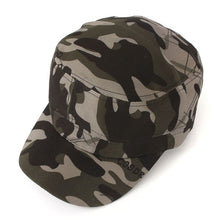 Load image into Gallery viewer, Unisex Fashionable Men Women Sun Visor Army Camouflage Baseball Cap Woman Man Snapback Soldier Combat Hat Cotton  Cap