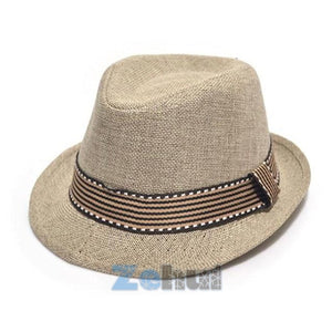Fashion Kids Baby Fedora Hats Jazz Cool Toddler Boy Girl Cap Photography Top Hat Cotton Trilby
