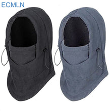Load image into Gallery viewer, New Arrival Face Mask Thermal Fleece Balaclava Hood Swat Bike Wind Winter wind-proof and sand-proof Stopper Beanies