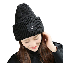 Load image into Gallery viewer, Winter Solid Fashion Hiking Caps Men Women Sports Ski Hats Knitted Wool Hat Warm Winter Hat For Women Men w13