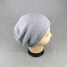 Load image into Gallery viewer, Unisex Men's Women's Knit Oversize Baggy Slouchy Beanie Warm Winter Hat Chic Cap Skull Fresh Fashion For Wholesale 3Colors