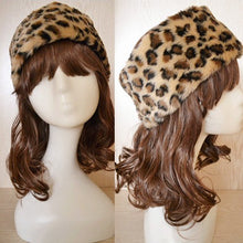 Load image into Gallery viewer, Stylish Women Imitate Rabbit Fur Snow Hat Cap Winter Beanie Hat