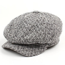 Load image into Gallery viewer, Cap Hat Newsboy Gatsby Berets Stripe Hot Men Casual Fashion