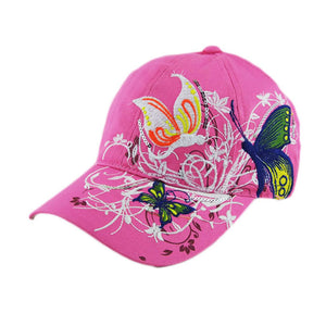 snowshine YLIWEmbroidered Baseball Cap Lady Fashion Shopping 2017 Duck Tongue Hat  FREE SHIPPING  zs