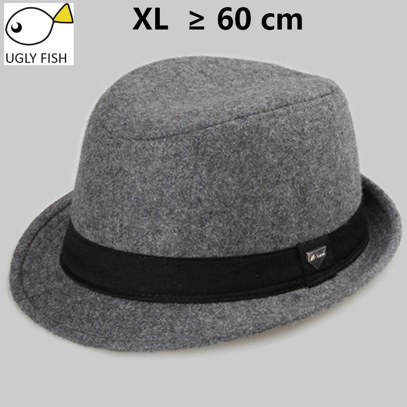 vintage fedora hat black fedora hats for men wo felt hat mens hats ... a0a707380a2f