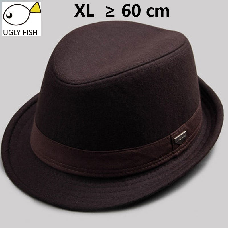 712b2b2e055cc8 ... Load image into Gallery viewer, vintage fedora hat black fedora hats  for men wo felt ...