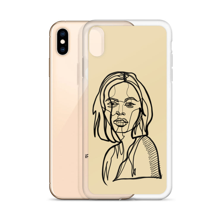 Ten Layers Deep iPhone Case