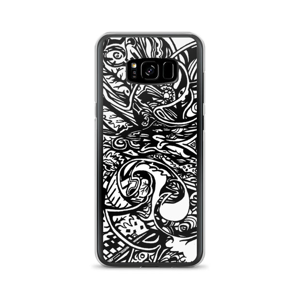Octopus Samsung Case