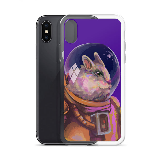 Hamster iPhone Case:Wildoy