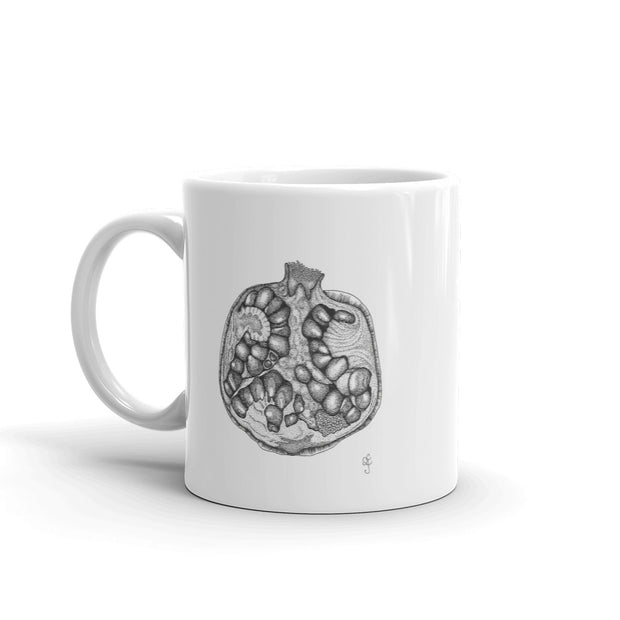 Pomegranate Mug:Wildoy