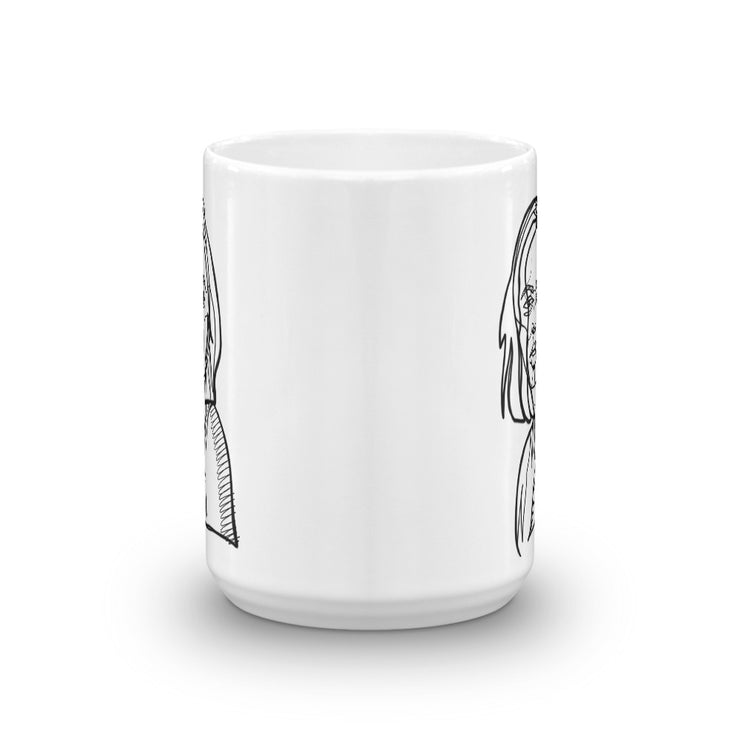 Ten Layers Deep Mug:Wildoy