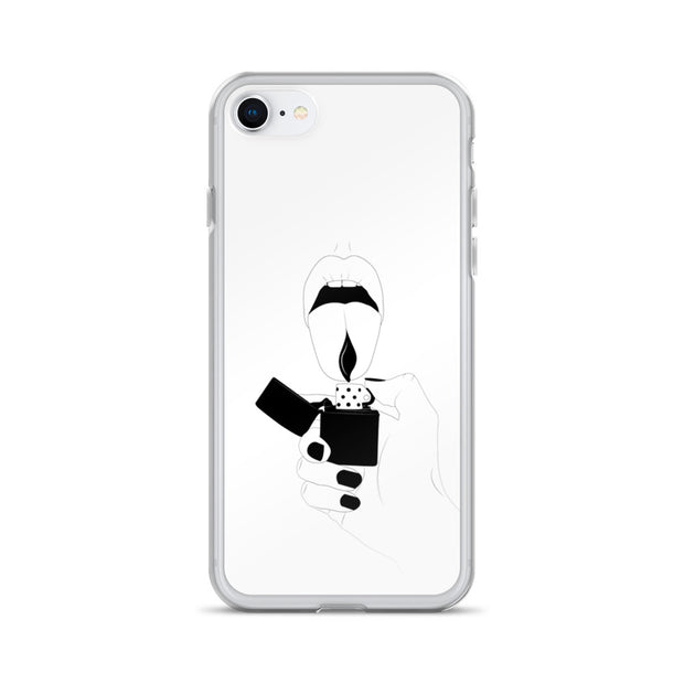 Fire iPhone Case:Wildoy