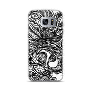 Octopus Samsung Case:Wildoy