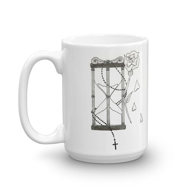 The Fragility Of The Time Mug:Wildoy