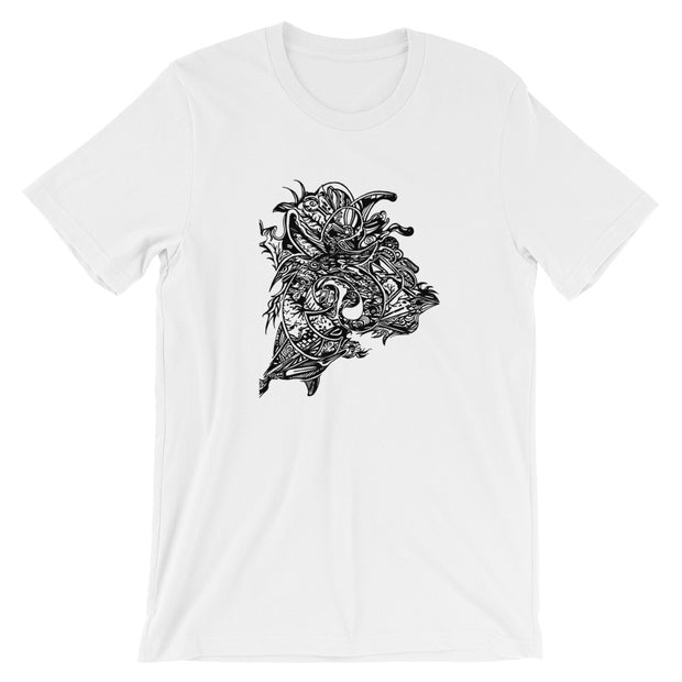 Octopus T-Shirt:Wildoy