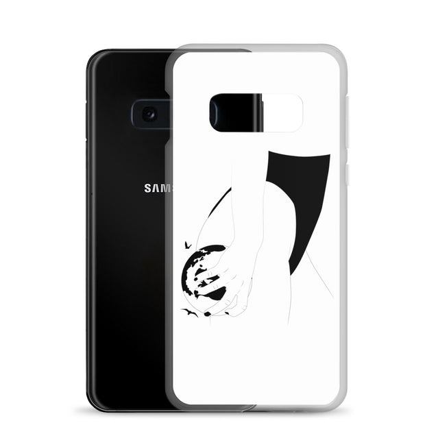 In Your Hand Samsung Case