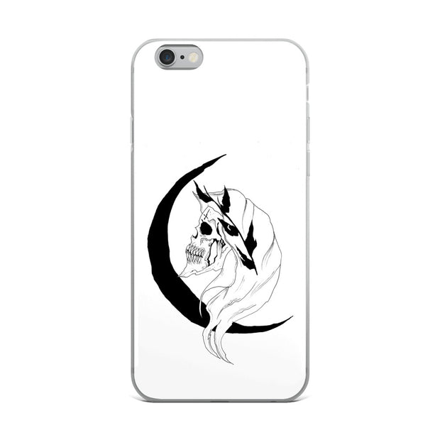 The Cast Away Of The Dark Forest iPhone Case