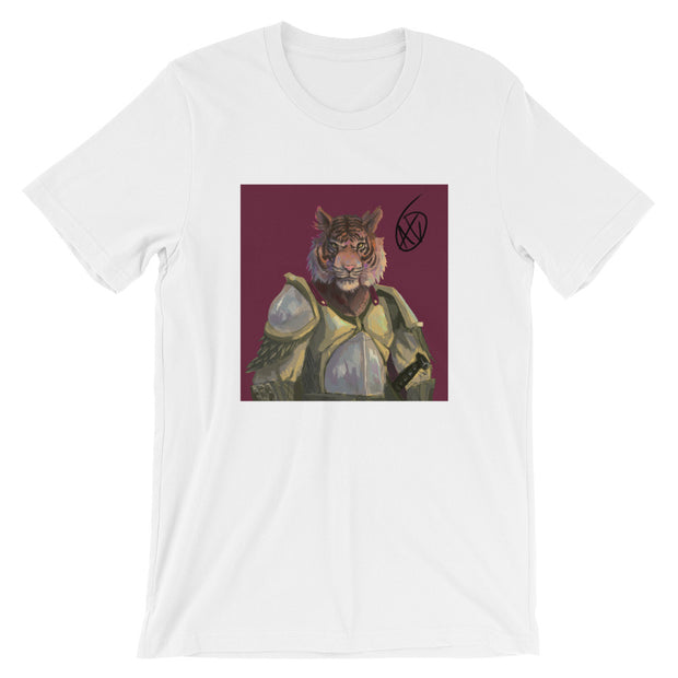 Tiger Lannister T-shirt:Wildoy