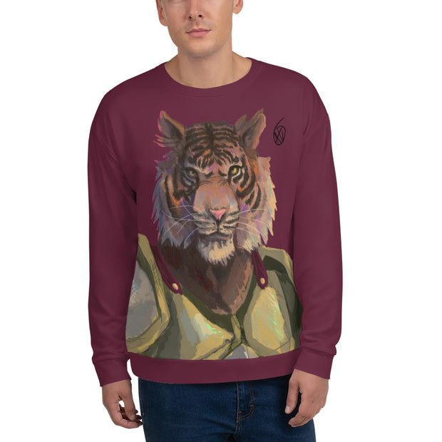 Tiger Lannister Sweatshirt:Wildoy