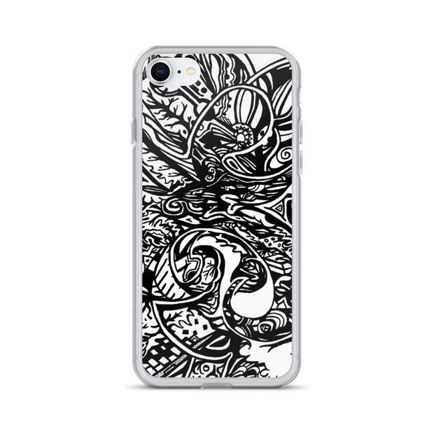 Octopus iPhone Case:Wildoy