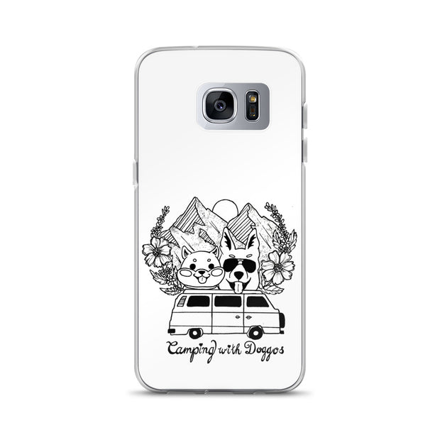 Dogs Samsung Case