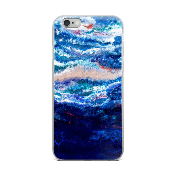 Clouds iPhone Case:Wildoy