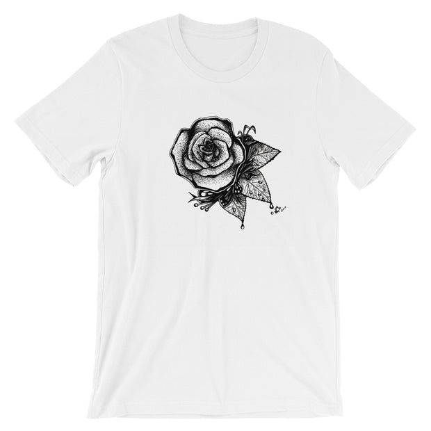Rose T-Shirt:Wildoy