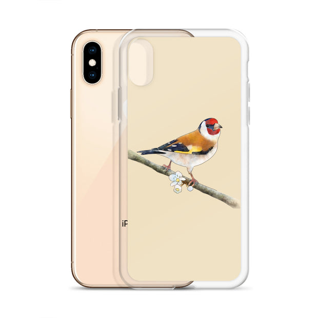 Lesser Bird Of Paradise iPhone Case:Wildoy