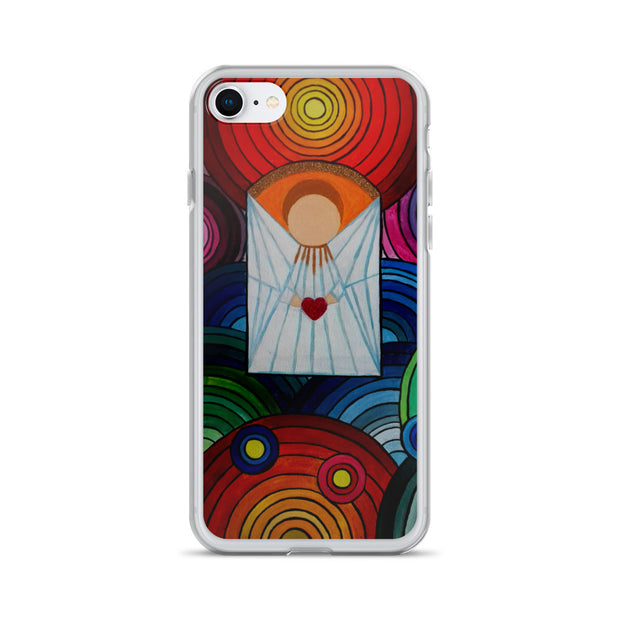 Angel iPhone Case:Wildoy
